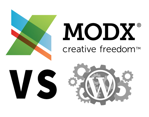 Chosir Wordpress ou MODX ?