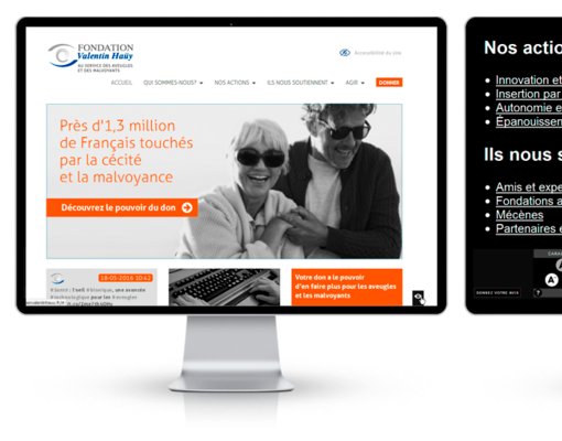 Fondation Valentin Haüy